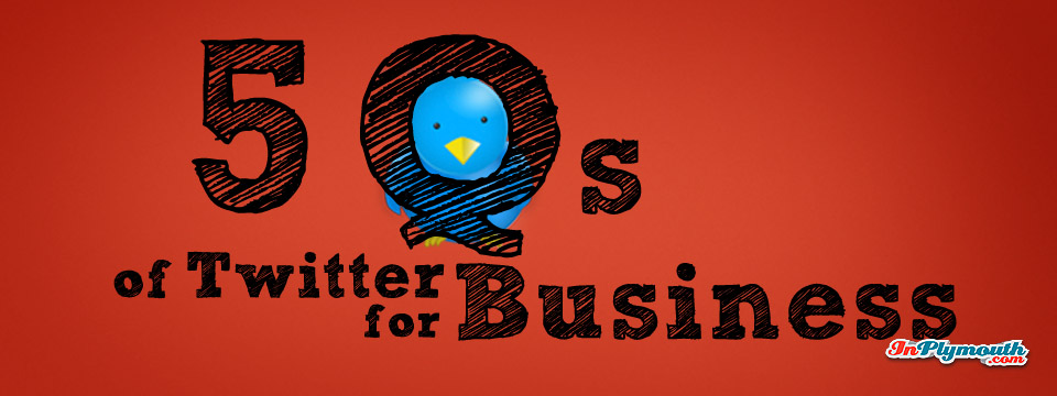 The 5 Qs of Twitter for Business
