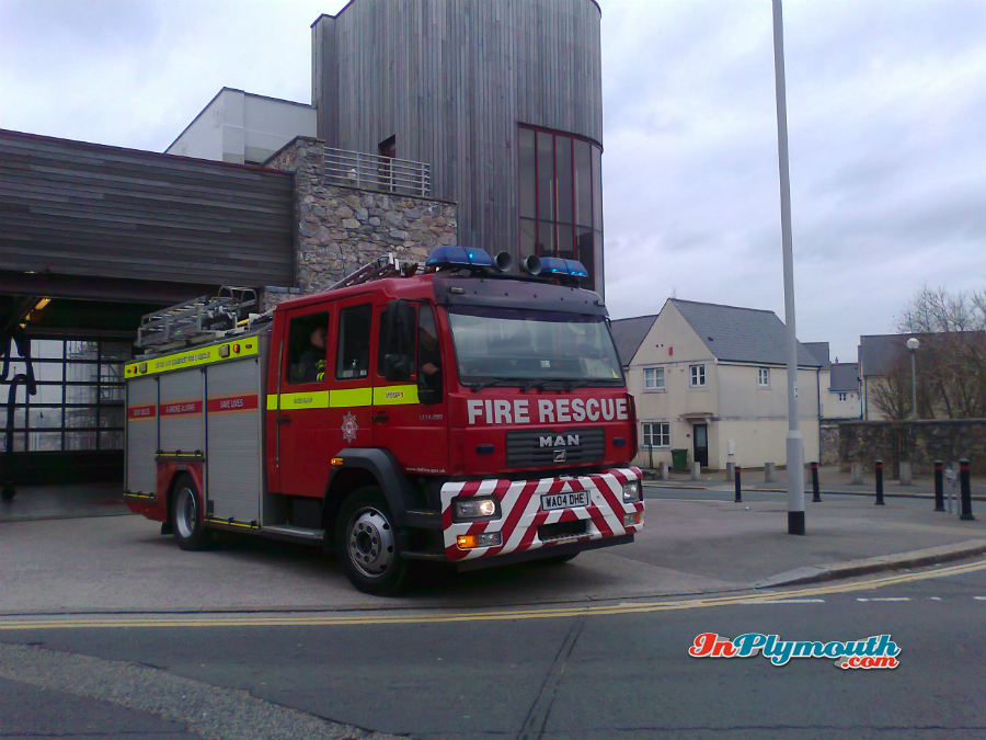 Greenbank Fire Station March 2015