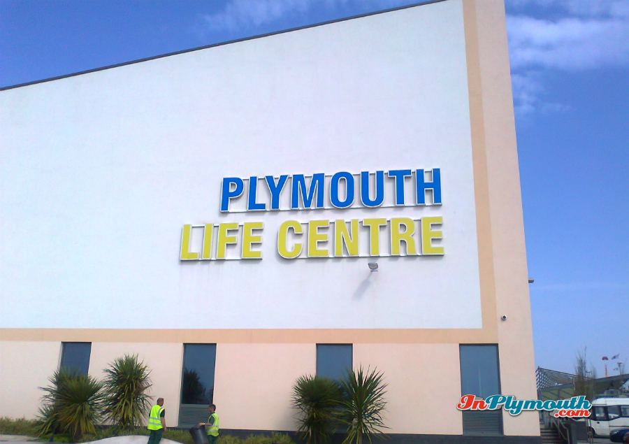Plymouth Life Centre April 2015