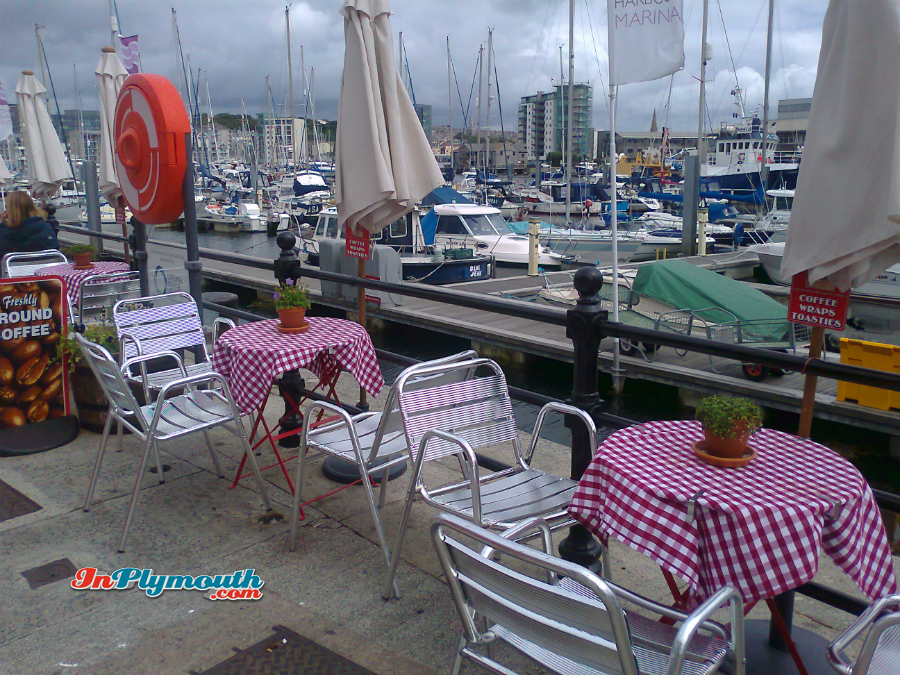 Plymouth Barbican Summer 2014