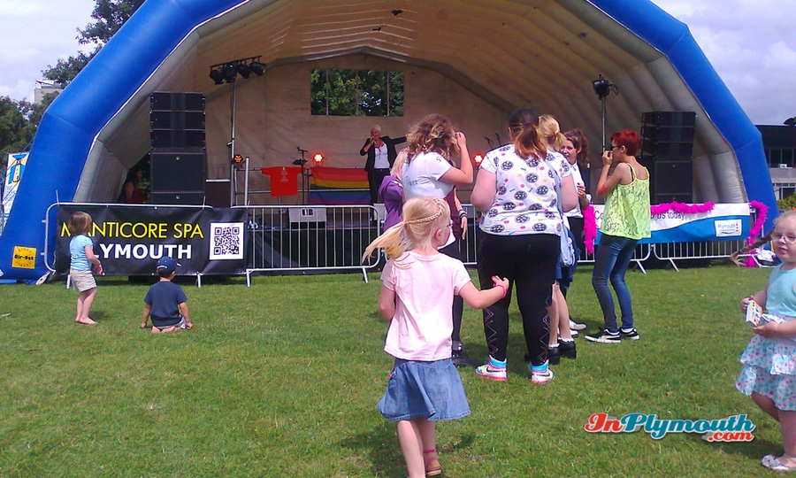 Plymouth Pride 2014