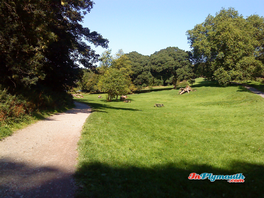 Saltram House and Gardens Summer 2013
