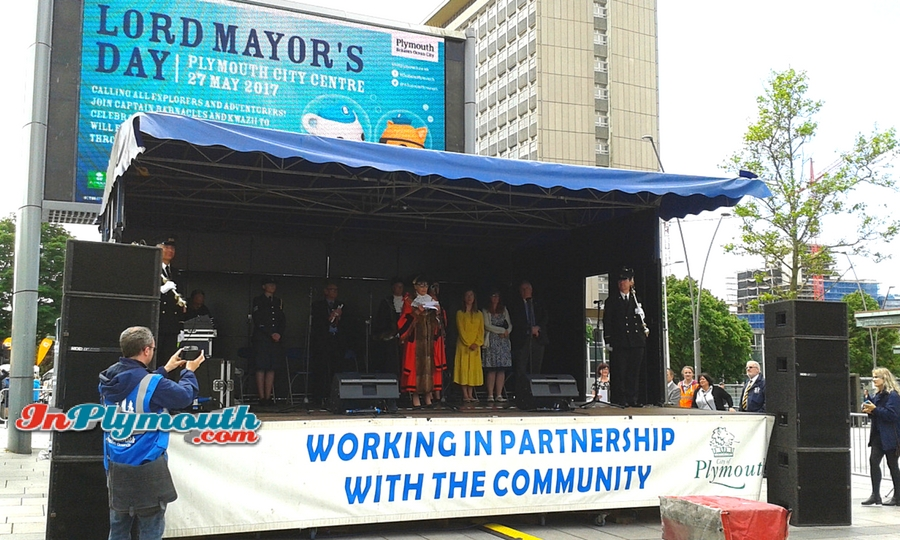 Lord Mayor's Day 2017